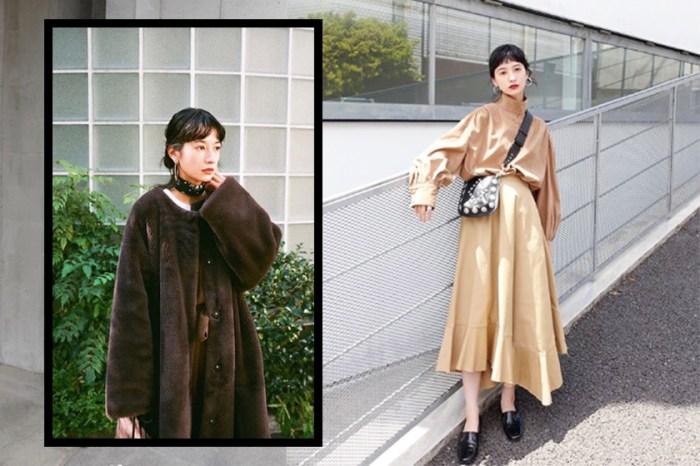 長裙、闊腳褲不再是大忌:讓這個 155cm 日本女生告訴你,小個子如何完美駕馭歐美風!