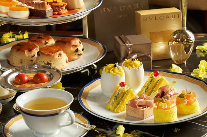 半島酒店 x BVLGARI 推出限定下午茶,拍照打卡同時大飽口福