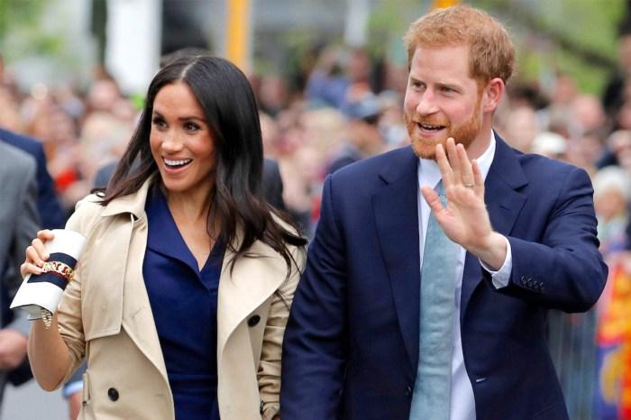哈里王子不與梅根過情人節,卻意外收到超浪漫驚喜!