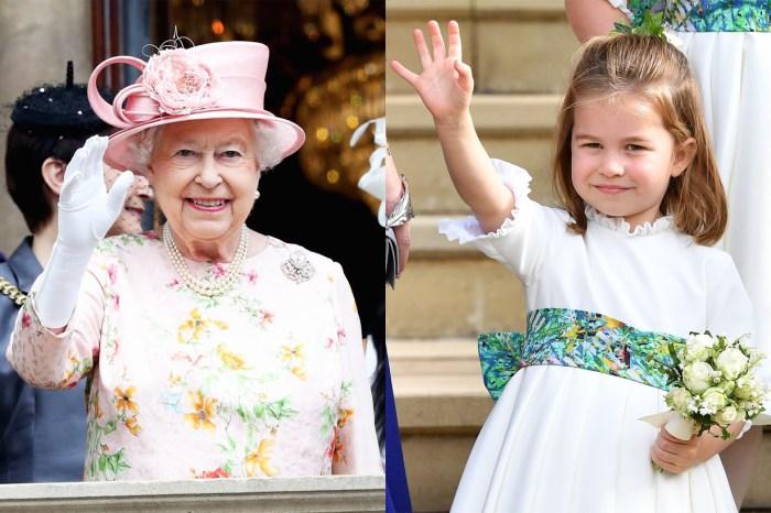 在位超過 60 年,92 歲英女王不退位的原因或許跟夏洛特公主有關!