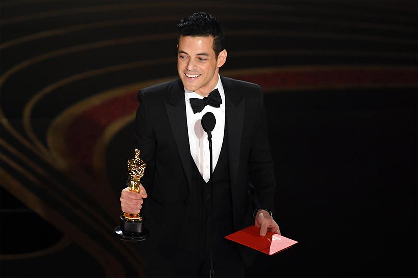 Rami Malek Oscars best actor life