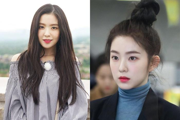 Red Velvet Irene 上節目超犧牲!先被塗黑臉再卸妝展現素顏!