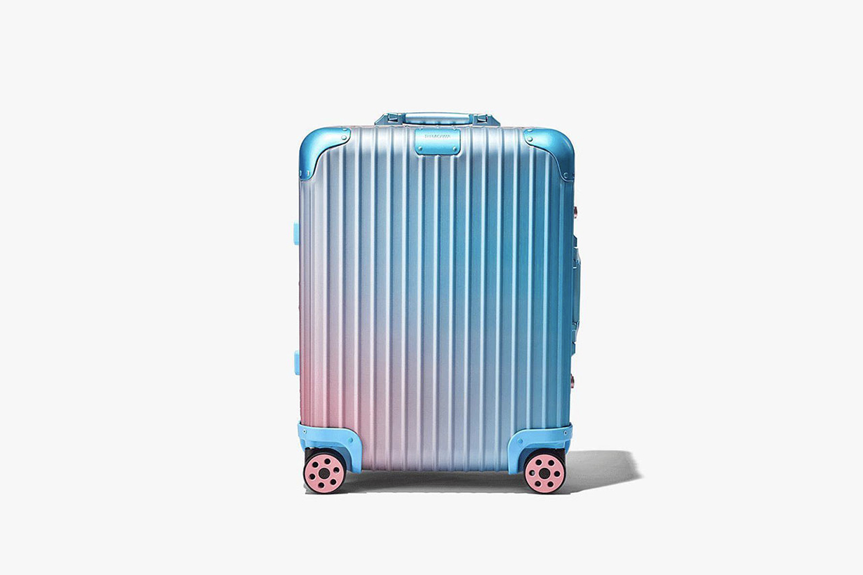 Rimowa x Alex Israel new collections