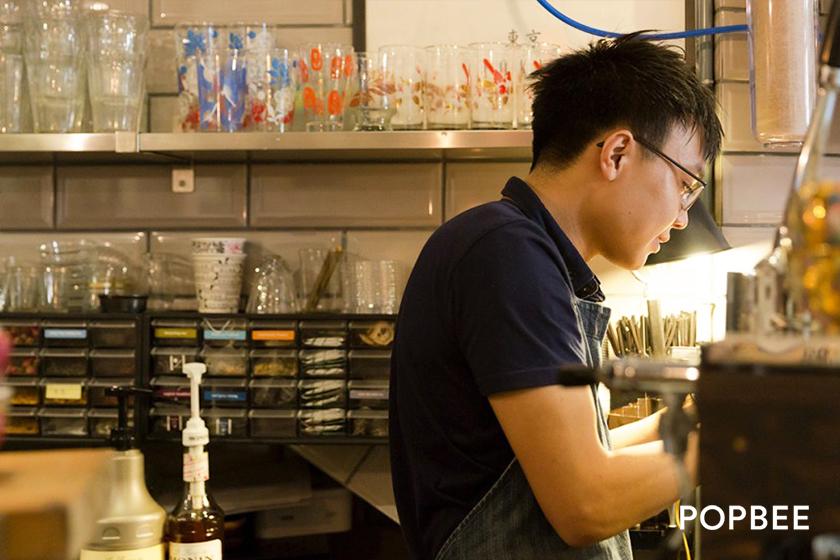 半路咖啡 halfway-coffee hong kong sheung-wan-coffee shop