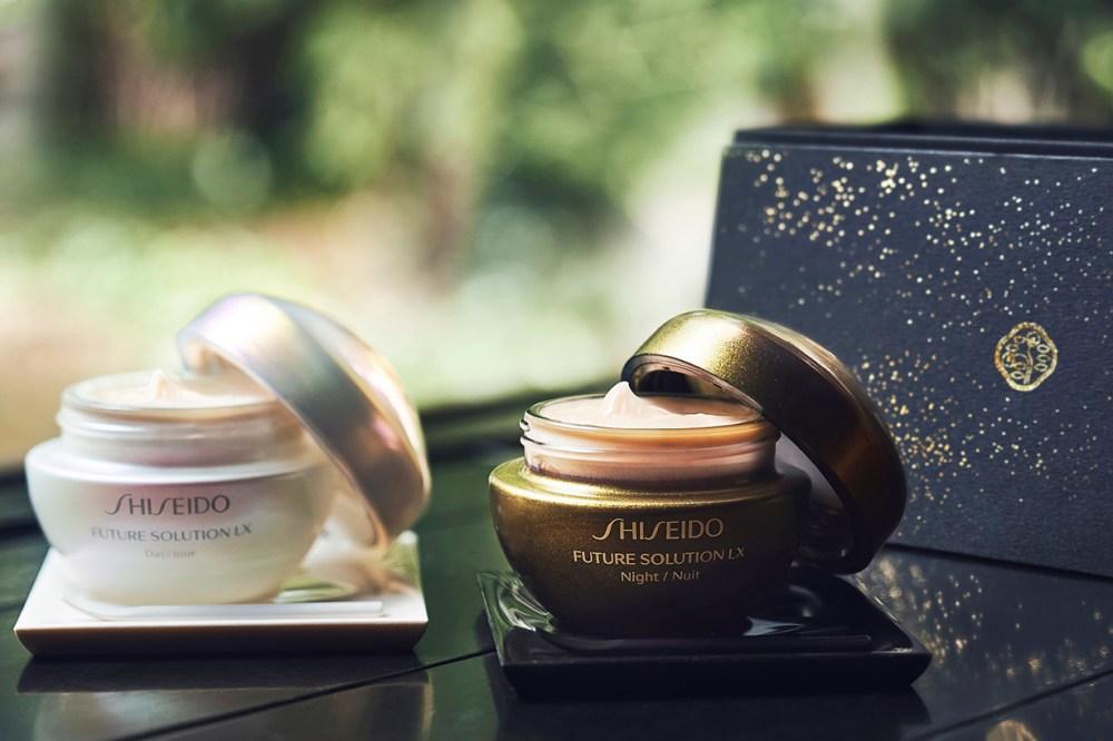 Shiseido-Future Solution LX-10th Anniversary-Nishijin set-HK$4,700
