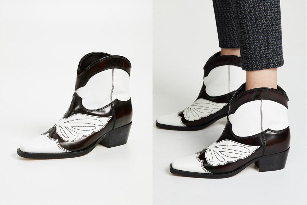 GANNI Meg Boots