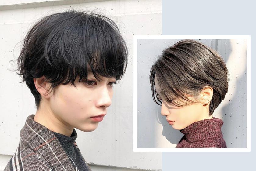 short-hair-inspiration-japan instagram
