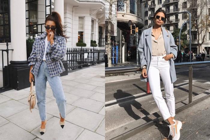 街拍出現率極高的煙管褲,可能會成為下個流行趨勢!