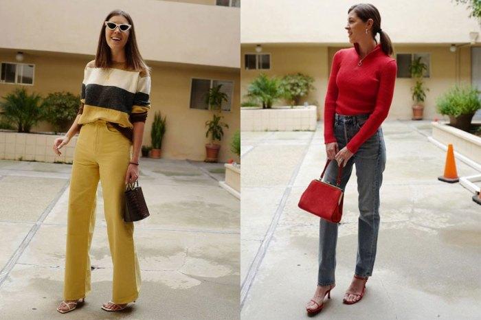 春季不容錯過的顏色趨勢!時裝編輯親身示範時尚彩色穿搭