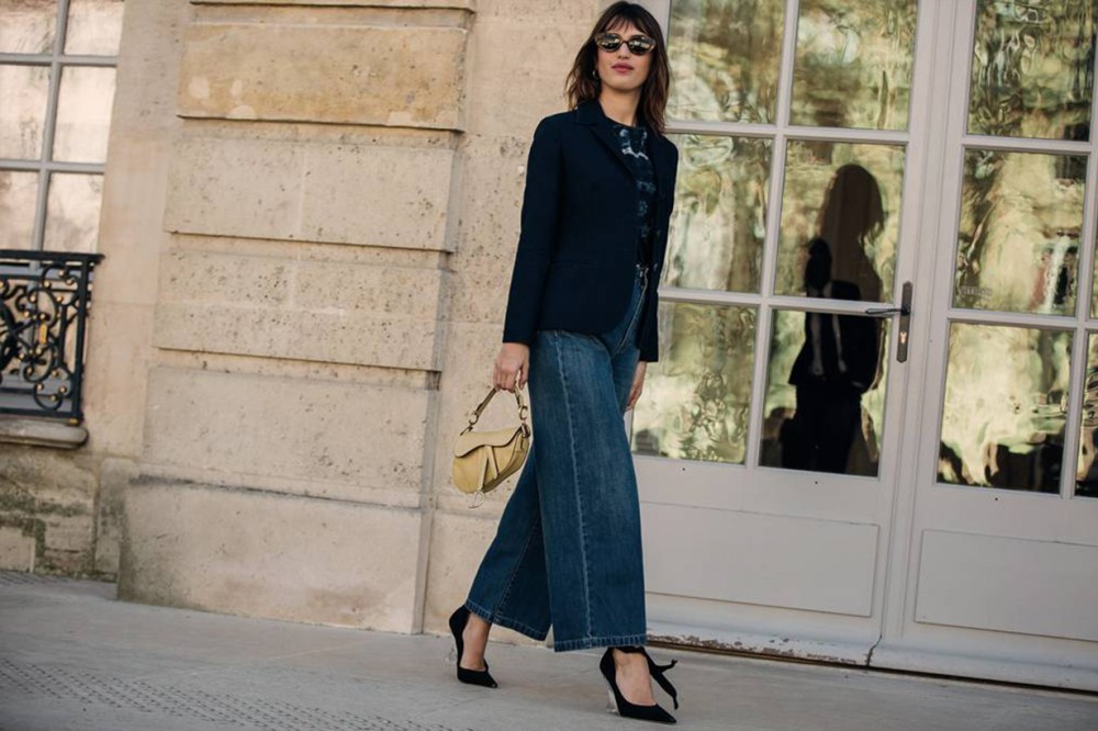 Jeanne Damas Dior Saddle Bag
