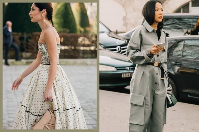 #PFW:手袋還是經典款好!走在巴黎街頭,大半時尚女生仍在挽著它