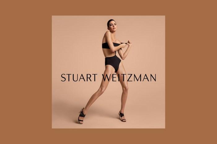 長腿如 Kendall Jenner,也喜歡 Stuart Weitzman 的高跟鞋