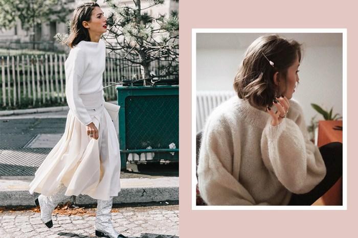 遮肉顯瘦又減齡!初春流行的「初戀毛衣」你知道是甚麼嗎?
