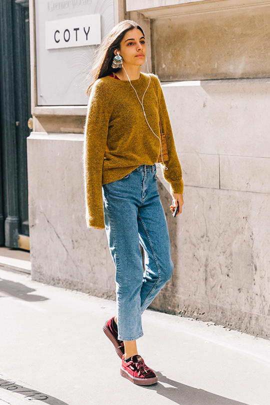 SWEATER SPRING 2019 TREND