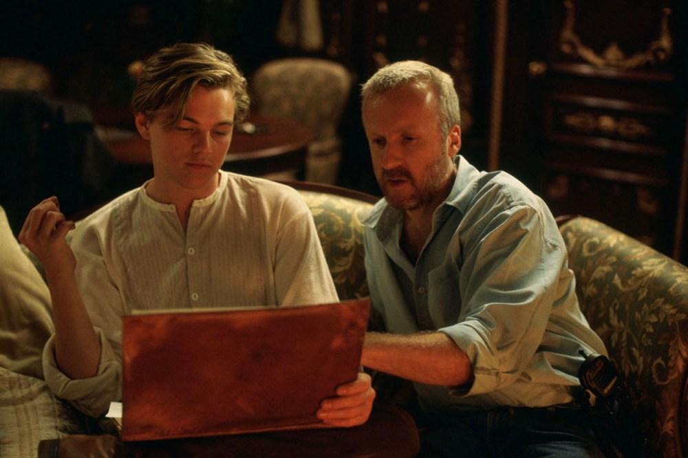 titanic Leonardo dicaprio James Cameron movie audition