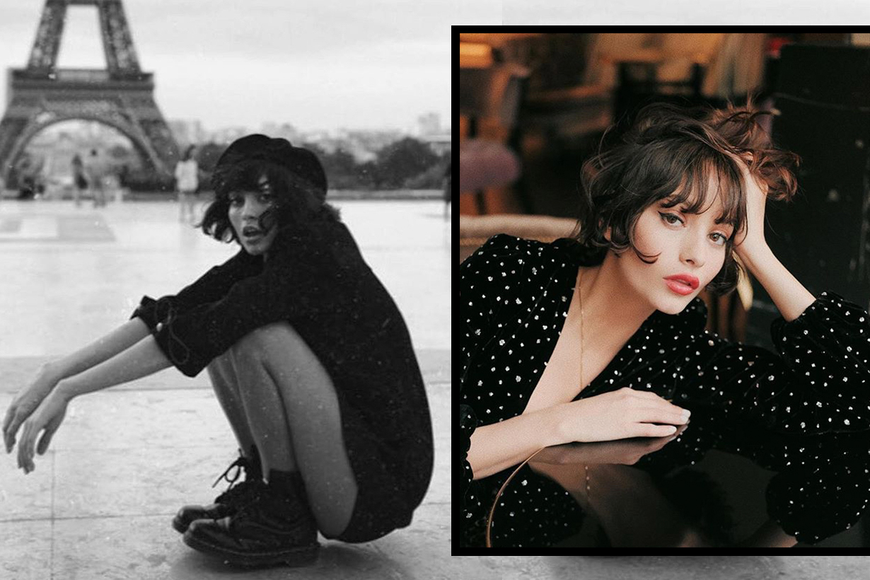 instagram Taylor LaShae Parisian style 2019