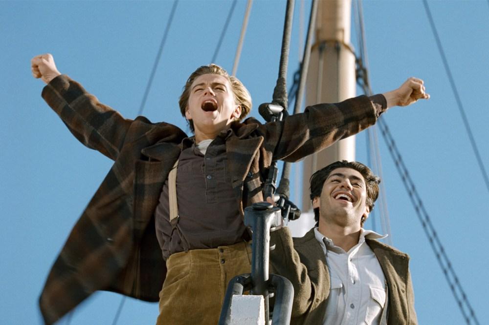 Titanic Jack I'm the king of the world