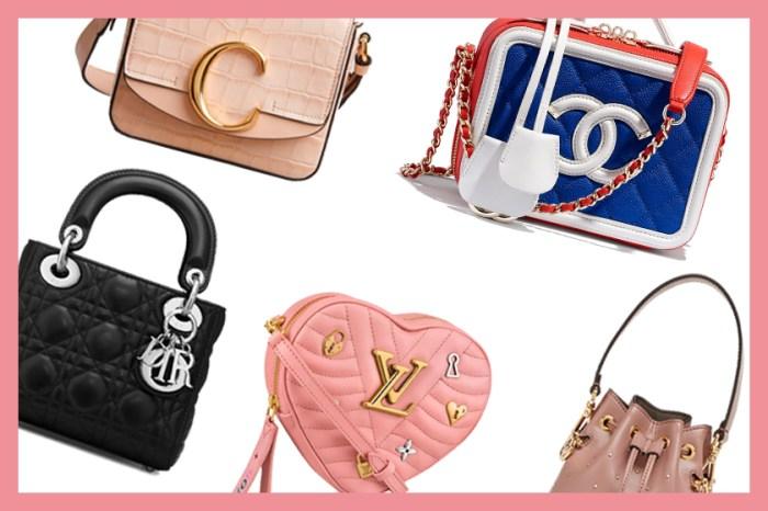 女生最愛的 8 大名牌手袋開箱:Mini Bags 熱潮繼續燒,情人節就送這些!