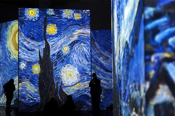 好看、好玩又好拍!《梵高在世:多感官體驗展》終於來到香港舉行!