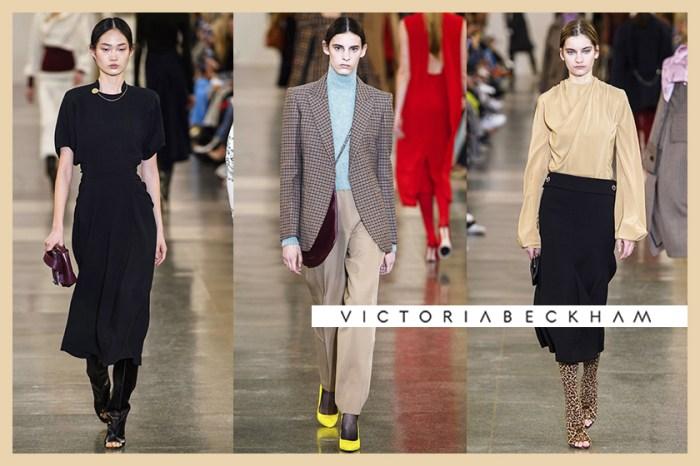 #LFW:還在想念 Old Celine?Victoria Beckham 的新系列可讓你暫時止渴!