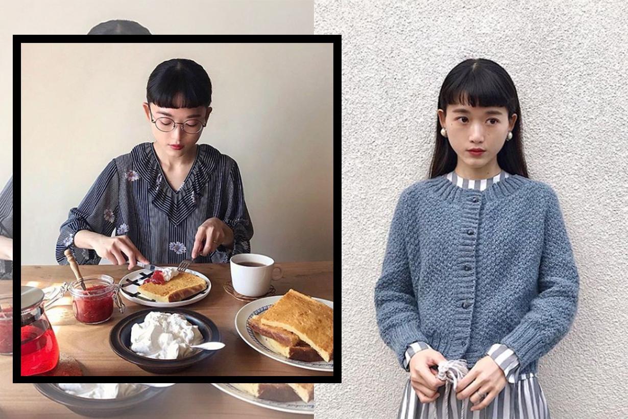 Tokyo Vintage Style Girl Chihiro Hayakawa