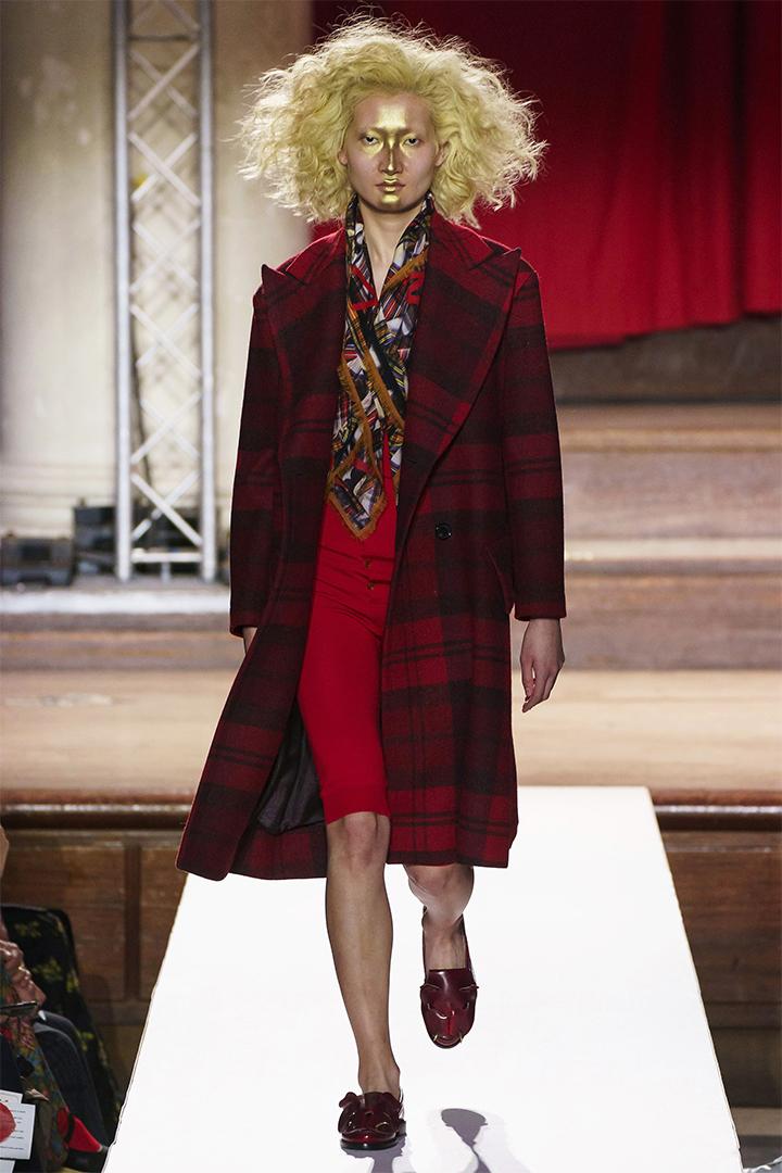 Vivienne Westwood Fall 2019 RTW