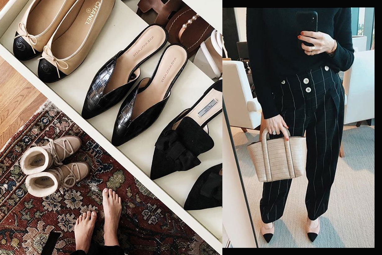 4 Shoe Styles for work 2019