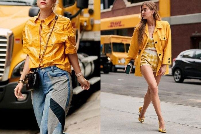 黃色單品怎樣襯?專家教你配合這 5 種色調準沒錯!