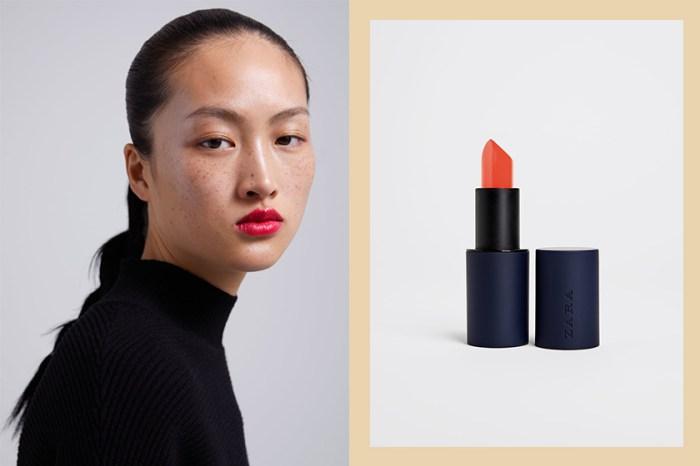 審美觀不同?Zara 新彩妝系列惹爭議,品牌這樣回應⋯⋯
