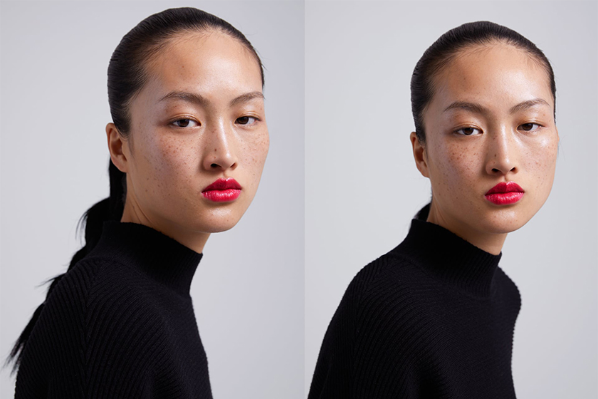 zara-ads-freckled-Chinese model Li Jingwen spark-another-china-racism
