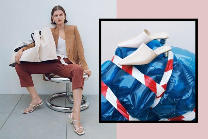 主打衣櫥裡的永恆經典,Zara 全新春季系列強調極簡線條!