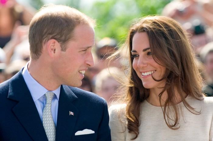 根本是命中註定的浪漫愛情,Kate 與威廉王子的第一次相遇原來是在小學!