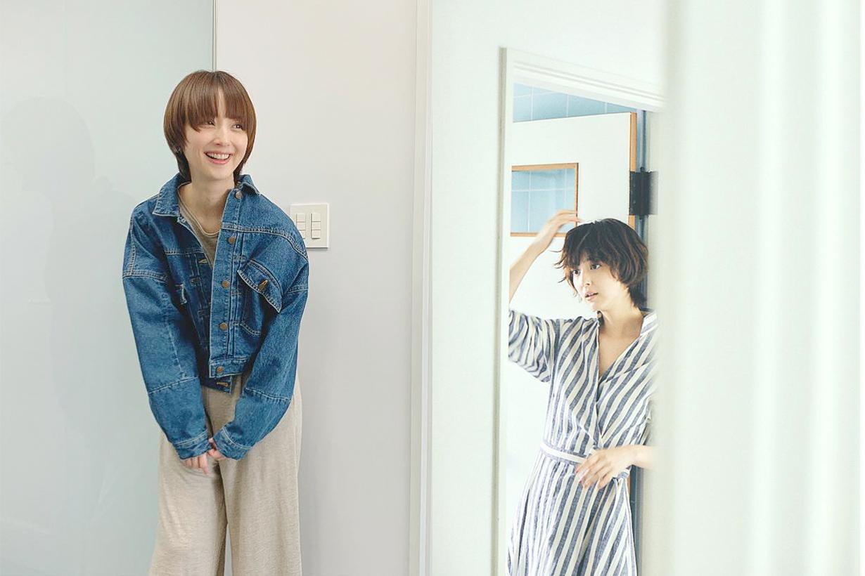 sasaki Nozomi short hairstyle inspiration japanese