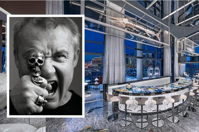藝術家打造出全球最貴的酒店套房,索價 20 萬美元/兩晚!