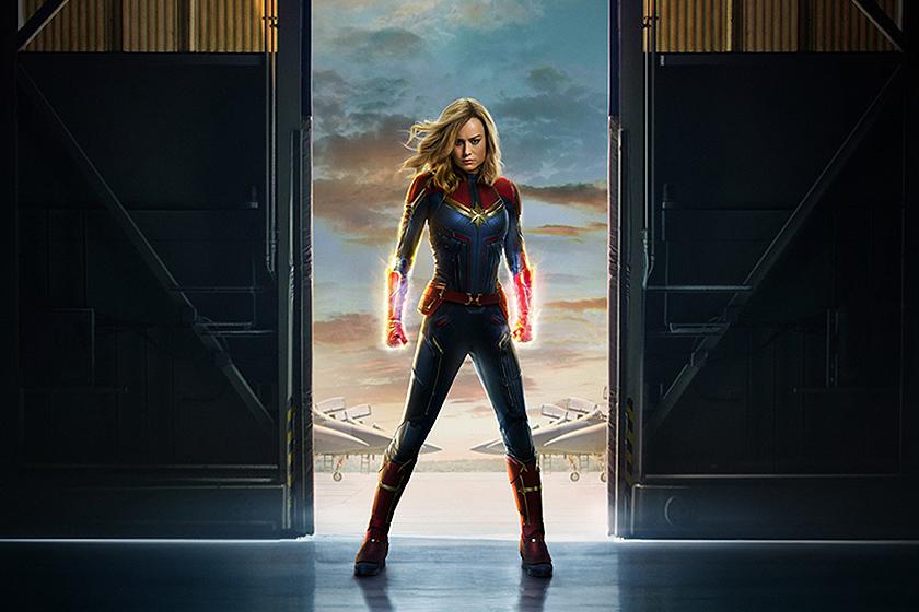 Captain Marvel Avengers 2 Movie Deleted