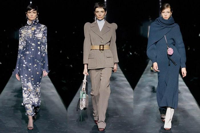 #PFW:Givenchy 以服裝告訴我們,女人的柔美與剛強可以同時並存