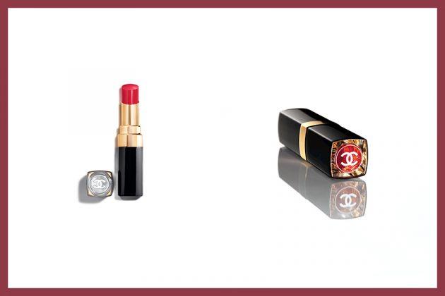 Chanel PFW 19 Ann Hsu Lipstick Rouge Coco Flash 91 Boheme