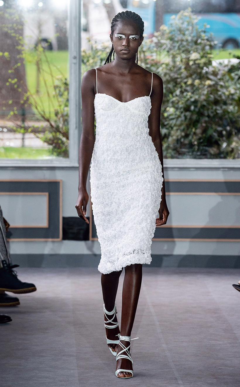 PFW 2019 anais jourden Paris Fashion Week