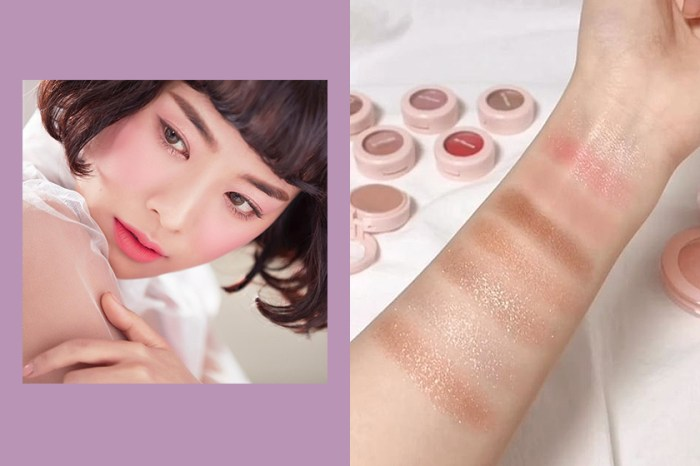 光澤感太美!這款限量的「慕斯眼影」讓韓國女生每色都想入手!
