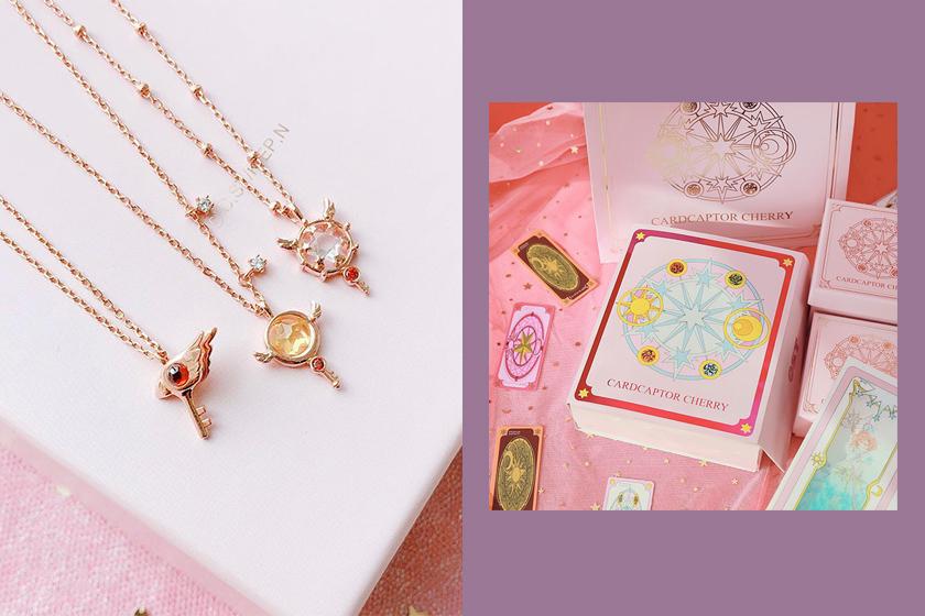 Cardcaptor Sakura Crossover Ost Korean Jewelry Brand