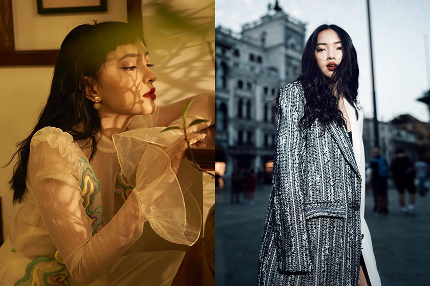 Vietnam Instagram Girl Model Chau Bui Outfit Ideas