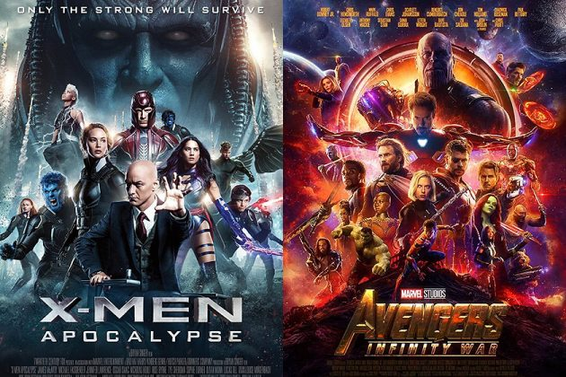 merge Disney Company 20th Century Fox Marvel X-Men