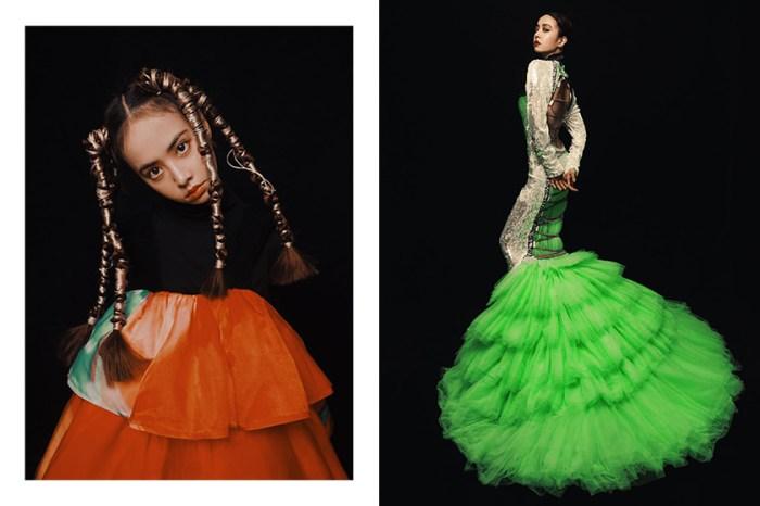 Jolin 蔡依林專輯著用的怪誕服裝,竟是出自這位迅速竄紅的設計師之手!