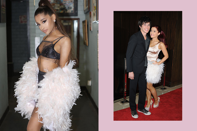 Ariana Grande Graham Phillips  Dating Rumours