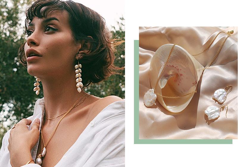 Amber Sceats Unique Minimal Style Jewelry