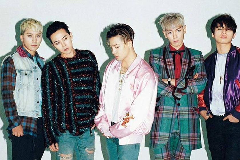 BIGBANG member Last Dance Goodbye Stage 2017