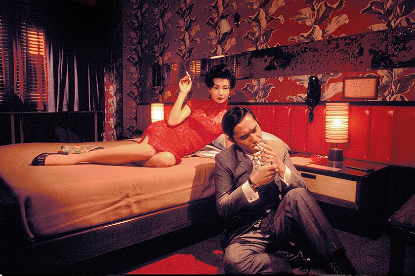 Hong Kong Movie Director Wong Kar Wai New Movie