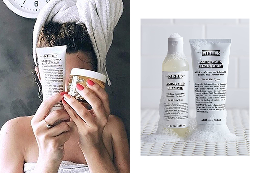 Kiehl's Top 10 Products Ranking Skin Care Tips