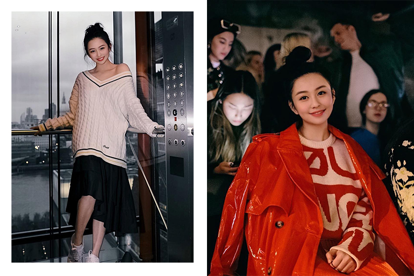 Chingmy Yau Daughter Celebrities Kids Model Instagram Post