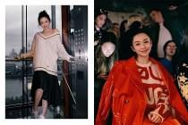 神似媽媽邱淑貞的笑容!17 歲沈月闖蕩倫敦時裝週被網民讚「最美星二代」